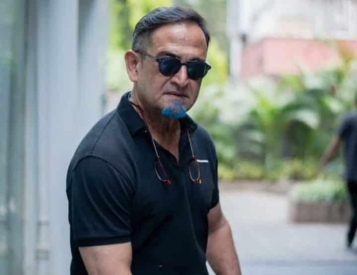 Mahesh Manjrekar new look