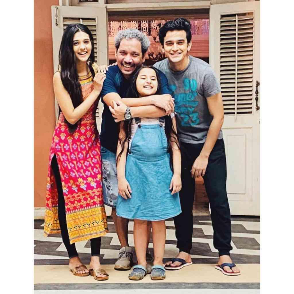 Pranali Rathod Family