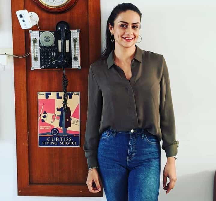 Some facts of Gul Panag