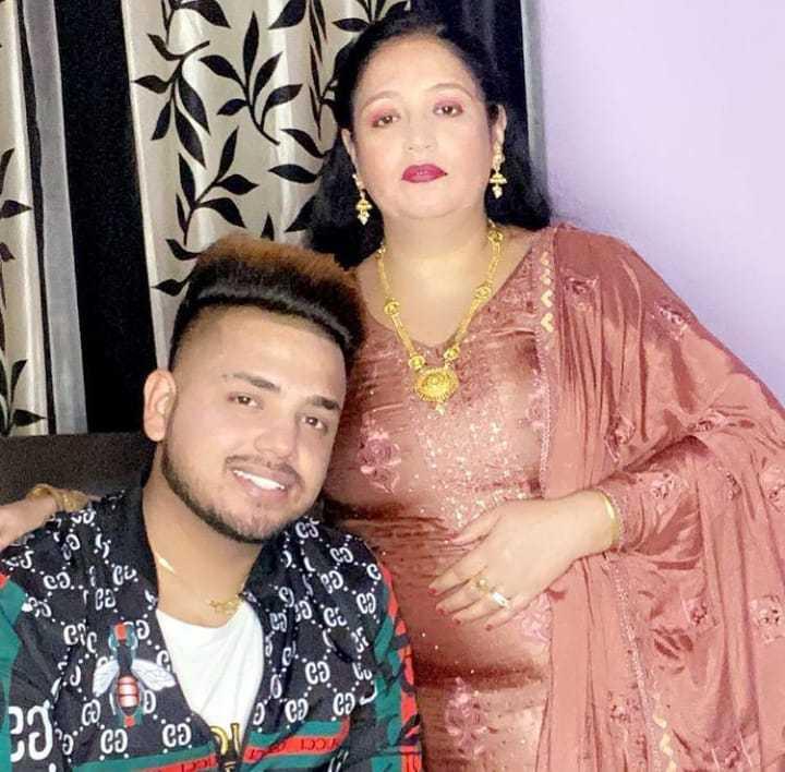 Ajay Dhingra Family