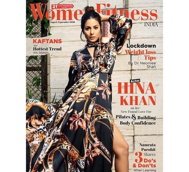 Hina khan Awards