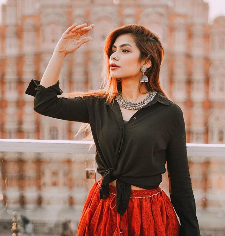Nagma Mirajkar Biography