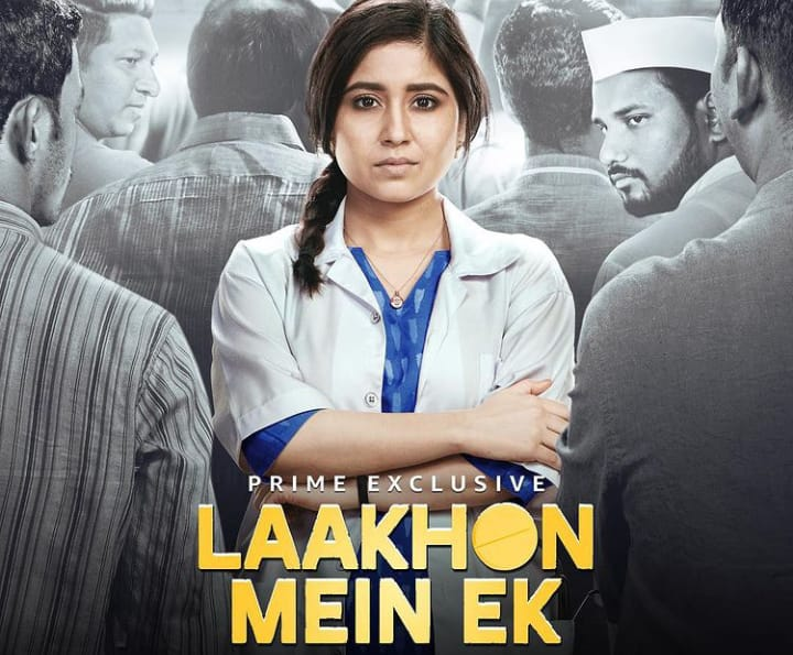 Shweta Tripathi Sharma Filmography (1)