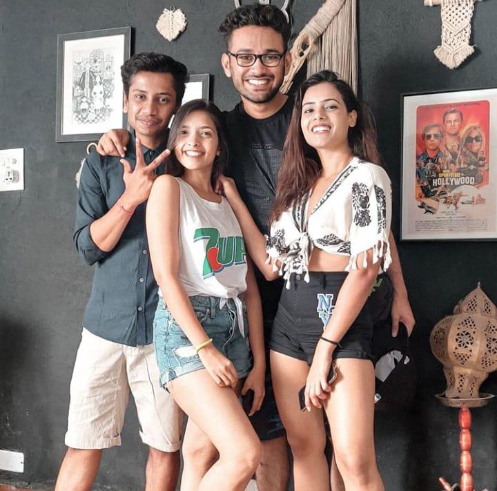 Dharti Singh Family