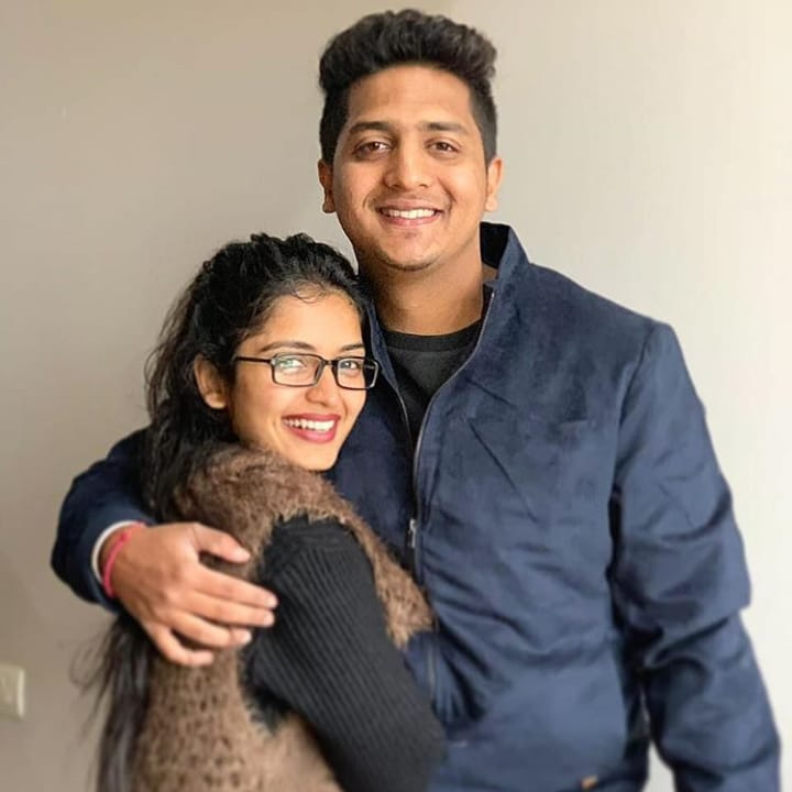 Priyanka M Jain Husband