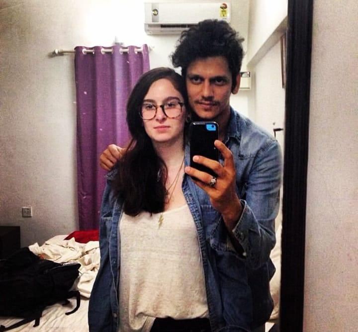 Vijay Varma Girlfriend