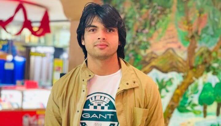 Neeraj Chopra (Javelineer)