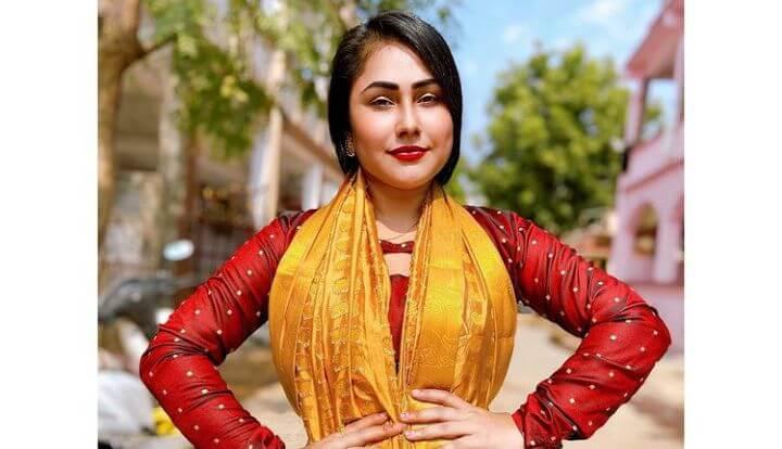 Priyanka Pandit (Bhojpuri Actress)